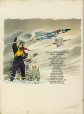 Verso de Tanguy et Laverdure -2d1974- Pour l'honneur des Cocardes