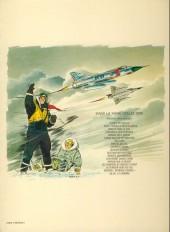 Verso de Tanguy et Laverdure -3e1983- Danger dans le ciel