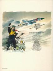 Verso de Tanguy et Laverdure -4a84- Escadrille des cigognes