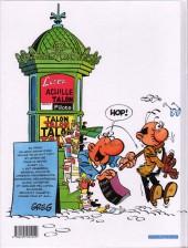 Verso de Achille Talon -HS3- Best Of / Le Summum - 40 ans, 40 gags