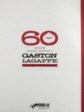 Verso de Gaston (Hors-série) -TL- La Galerie des gaffes - 60 auteurs rendent hommage à Gaston Lagaffe