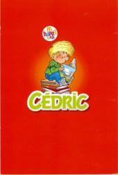 Verso de Cédric -McDo1- ça roule!