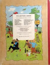Verso de Tintin (Historique) -3B26- Tintin en Amérique