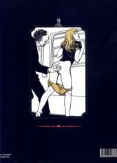Verso de L'art de la fessée - Tome 1