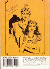 Verso de Le cavalier inconnu (2e Série) -6- La trahison de Bindra