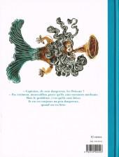 Verso de (AUT) Guibert - Les Poixons