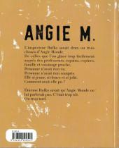 Verso de Angie M.