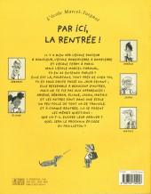 Verso de L'École Marcel-Torgnol -1- Par ici, la rentrée !