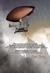 Verso de Jules Verne et ses voyages -3- Robur le Conquérant