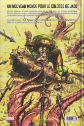 Verso de Planète Hulk - Tome INT