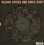 Verso de (DOC) Études et essais divers - Disques et bande dessinée / Record covers and comic strip