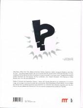 Verso de (DOC) Études et essais divers - Vraoum! Trésors de la bande dessinée et art contemporain