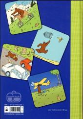 Verso de L'ours Barnabé (Boîte à bulles) -18- Un autre monde