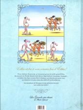 Verso de Les grands crus classés de Fluide Glacial - Édika - Les Grands crus classés de Fluide Glacial