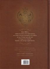 Verso de Médicis -4- Cosme 1er - Des miettes au festin