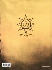 Verso de L'Étoile du désert -4- Tome 4