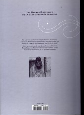 Verso de Les grands Classiques de la Bande Dessinée érotique - La Collection -4140- Druuna - Tome 3
