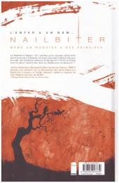 Verso de Nailbiter -4- La Soif de sang