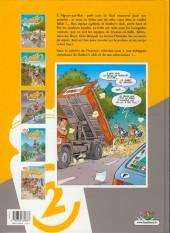 Verso de Les vélo Maniacs -2a2009- Tome 2