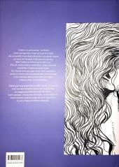 Verso de Tendre Violette (N&B) -INT02TT- Volume 2