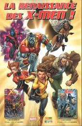 Verso de Iron Man & Avengers -6- Naissance d'un empire