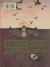 Verso de L'enfant et le Maudit -3- Tome 3