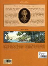 Verso de L'Île au trésor (Simon) - Tome INT
