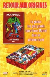 Verso de Marvel Universe (Panini - 2017)  -2- Étrange alliance