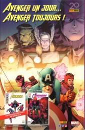 Verso de X-Men Resurrxion  -1- Pour que vive le rêve