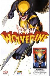 Verso de X-Men Universe (Marvel France - 2017) -1- Duo de choc
