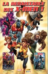 Verso de Avengers (Marvel France - 2017) -5- Extinction des feux