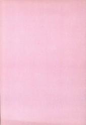 Verso de Modeste et Pompon (Mittéï/Godard) -1- Les mésaventures de Modeste et Pompon 1