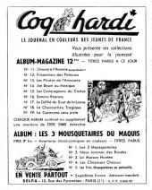 Verso de Coq-Hardi (Collection) -8- Sous la banquise en feu