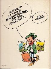 Verso de Modeste et Pompon (Franquin) -62- Modeste et Pompon - R2