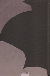 Verso de Batman - The Dark Prince Charming -1TL- Tome 1