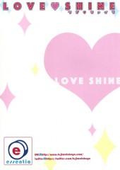 Verso de Love Live ! Sunshine !! - Love Shine