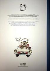 Verso de Spirou et Fantasio -21TT- Du glucose pour Noémie