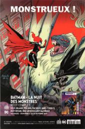 Verso de Batman - Récit Complet (DC Presse) -3- Teen Titans : Le petit Génie