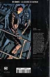 Verso de DC Comics - La légende de Batman -738- Red hood : 1re partie