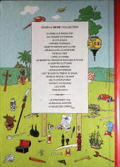 Verso de Tintin - Pastiches, parodies & pirates - Coke en stock