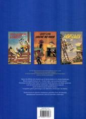 Verso de Lucky Luke (Intégrale Dupuis/Dargaud) -2c17- L'Intégrale 2