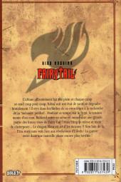 Verso de Fairy Tail -60- Tome 60