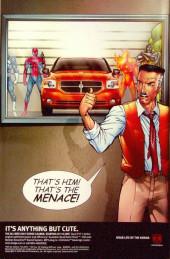 Verso de Stan Lee Meets... - Stan Lee meets The Thing