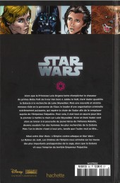 Verso de Star Wars - Légendes - La Collection (Hachette) -5259- Les Ombres de l'Empire - I. Les Ombres de L'Empire