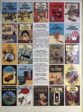 Verso de Tintin - Pastiches, parodies & pirates - Tintin au pays des soviets
