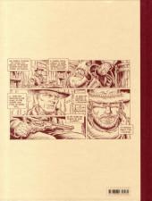 Verso de Lonesome -1TL- La Piste du prêcheur