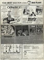 Verso de Bizarre Adventures (Marvel comics - 1981) -25- Lethal Ladies