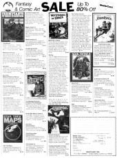Verso de Bizarre Adventures (Marvel comics - 1981) -32- Gods