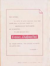 Verso de Moustache et Trottinette (Mensuel) -1- Numéro 1