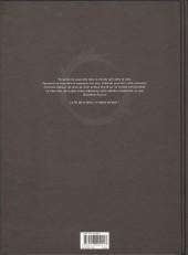 Verso de La horde du Contrevent -1TL- Le Cosmos est mon campement